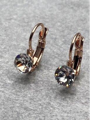 Auskarai CLEAR DIAMOND