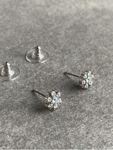 Auskarai ROMANTIC DIAMONDS 4