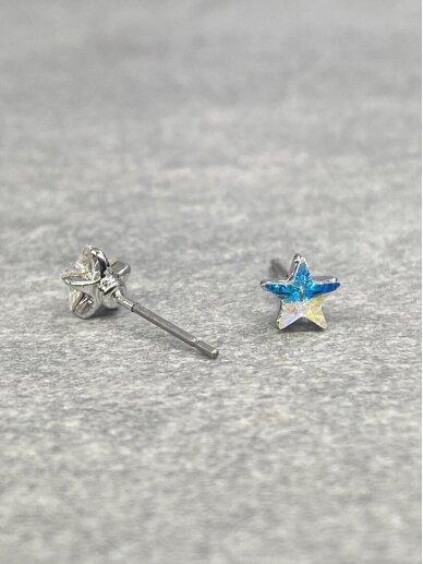 Auskarai SHINING STAR 5