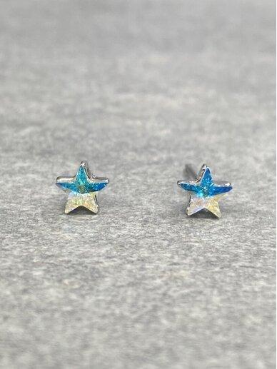 Auskarai SHINING STAR 2