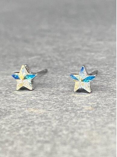 Auskarai SHINING STAR 3