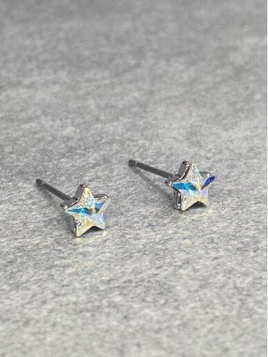 Auskarai SHINING STAR 4