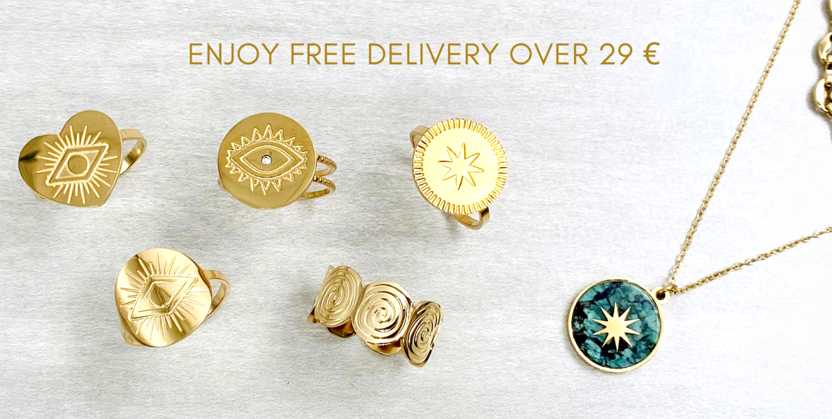 Free delivery over 29 euro