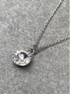 Kaklo papuošalas WHITE DIAMOND